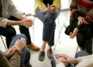 Занятия в психологической группе