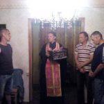 Евпатория — Посещение духовным наставником