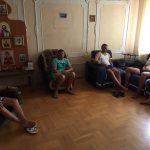 Совещание руководителей реабилитационных центров
