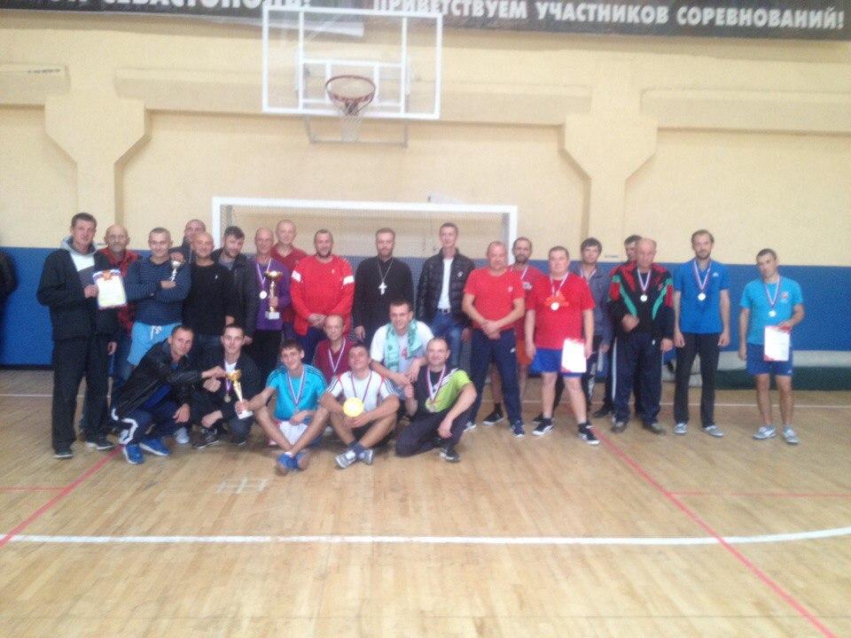 первый Крымский региональный чемпионат по мини-футболу между центрами