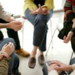 Занятия в психологической группе.