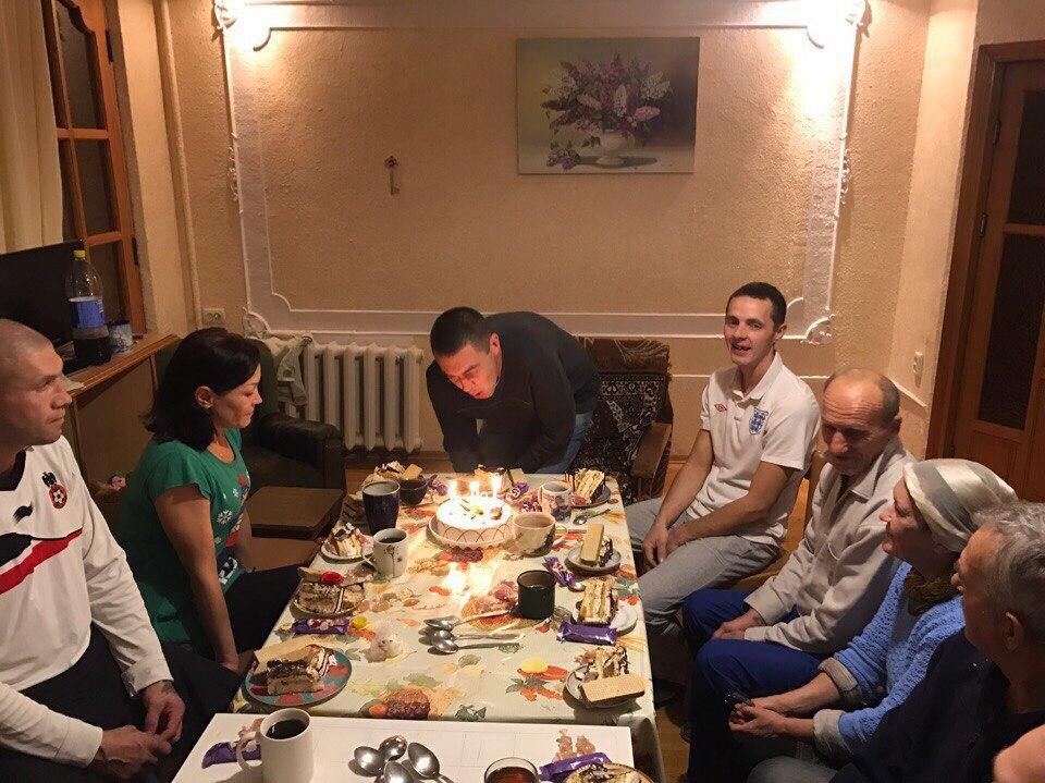 Севастополь. День рождения.