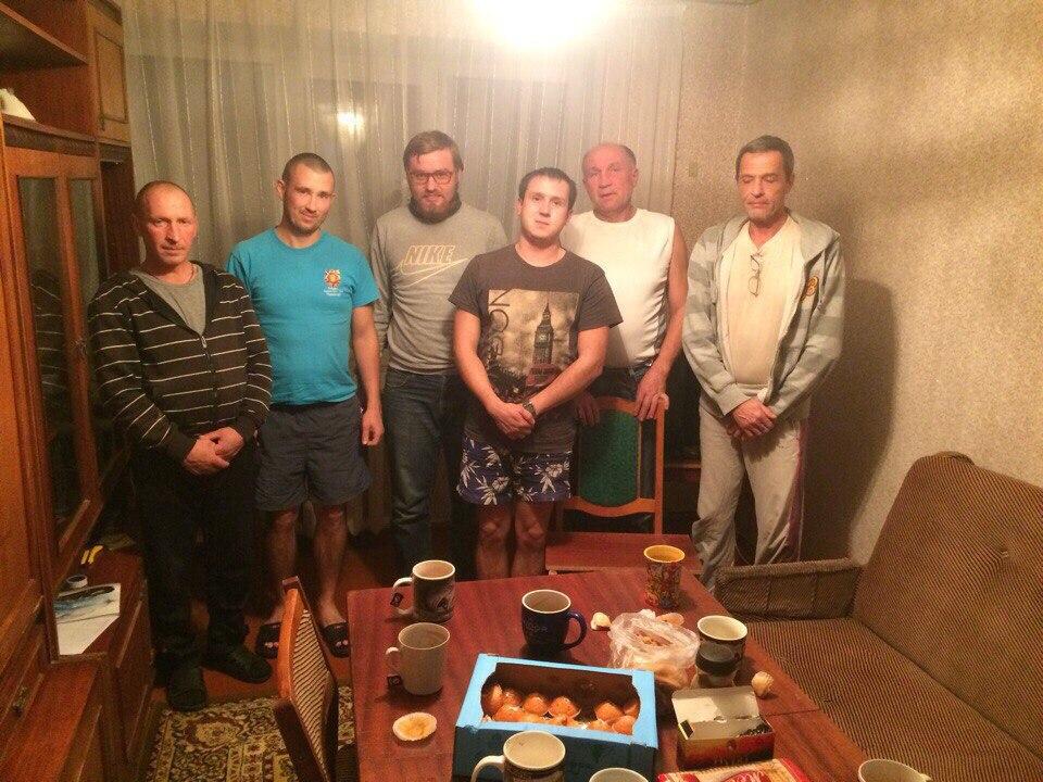 Наш духовный наставник о.Николай