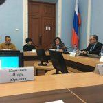 Встреча с губернатором г. Севастополя
