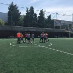 Чемпионат по футболу среди филиалов реабилитационного центра