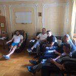 Общее собрание руководителей реабилитационных центров «За Жизнь»