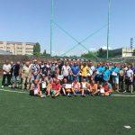 Первенство по мини-футболу среди центров