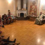 Встречи с духовником в реабилитационных центрах