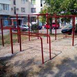 Спортивные площадки Севастополя