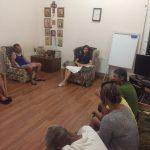 Занятия с психологом в реабилитационных центрах