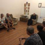 Встречи с духовным наставником