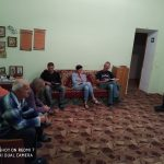 Вечернее собрание в Евпатории