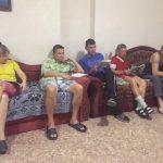 Симферополь: анализ недели  в реабилитационном центре