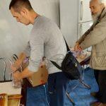 Ялта: Кормление бездомных