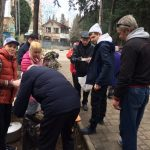 Ялта: Помощь бездомным