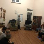 Севастополь: Лекция в реабилитационном центре