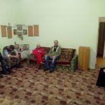 Евпатория: Лекция в реабилитационном центре