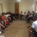 Симферополь: Лекция в реабилитационном центре