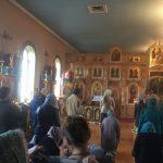 Симферополь: Чтение Евангелие