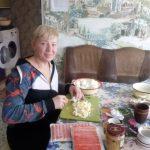 Симферополь: Праздничный стол