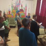 Севастополь: Занятие в центре социальной адаптации